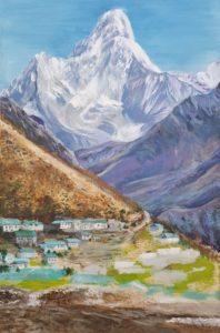 Himalayan Village Life (Nepal'18) by Smile Ola Art