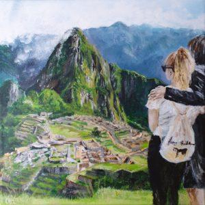 Inka's Dream (Peru'19) by Smile Ola Art