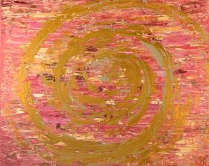 Spirale_des_Lebens by Belinda Kretschmer