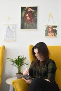 Katjas Artspace Profil