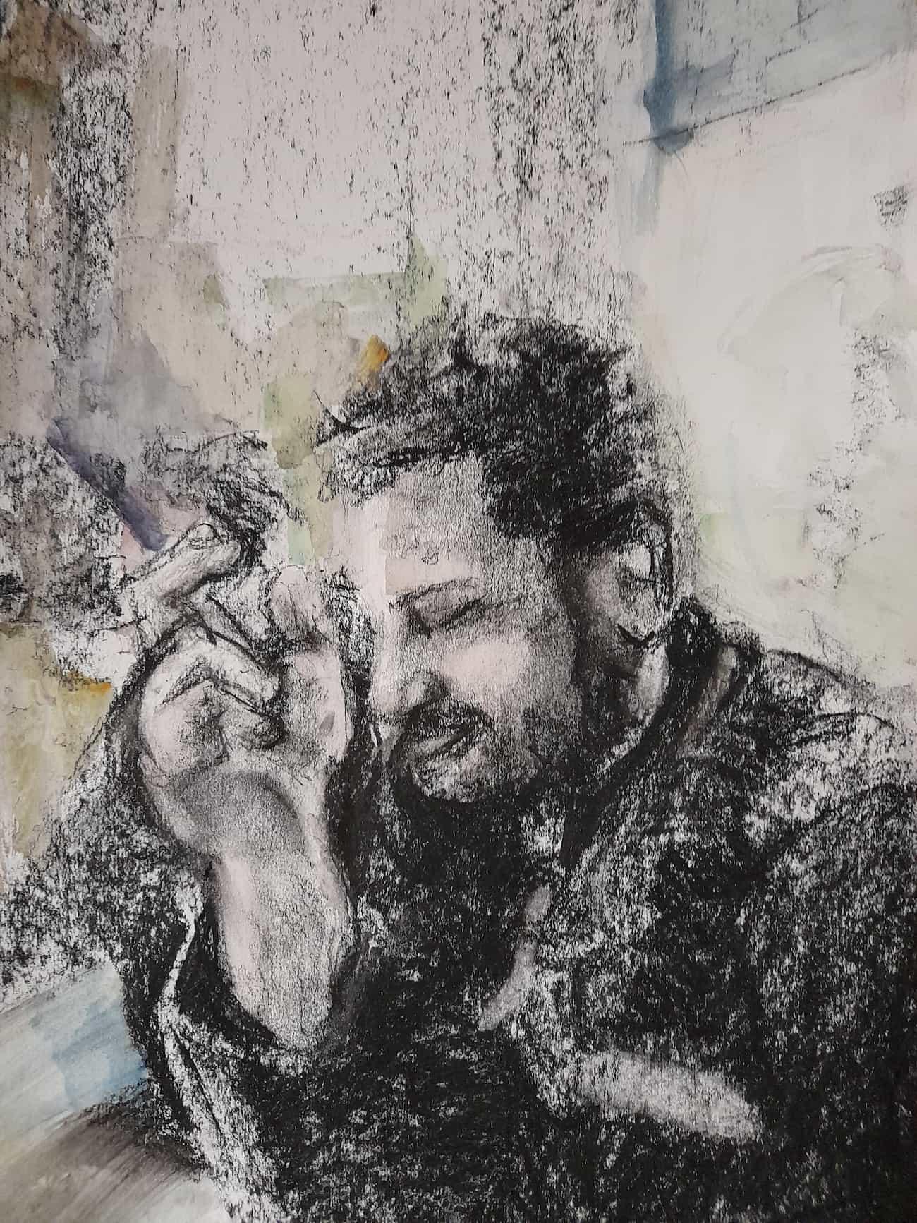 Ingmar Herrmann selbstporträt