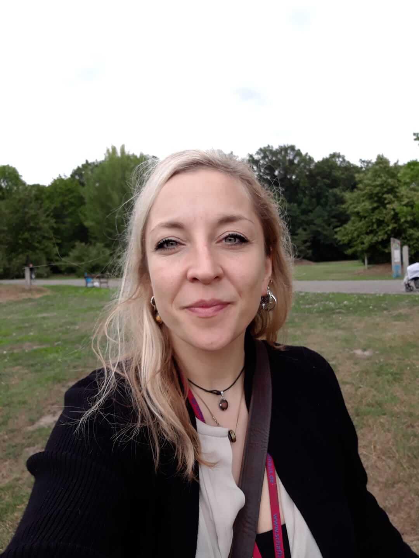 Hanne Kroll Künstlerin Lepzig