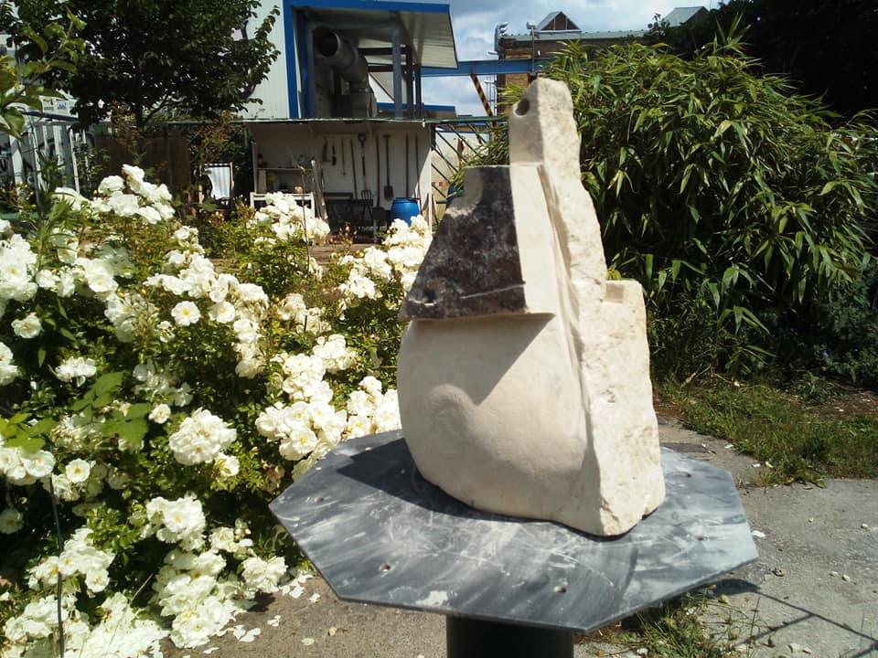 Bildhauerei, Skulptur 2020